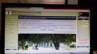 IEC MSACS PFMS Salary Payment Process