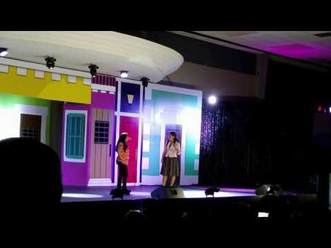 Presentación... ¿Sencilla?!!! Asamblea Especial Puerto Rico 2016. Evento Cultural.
