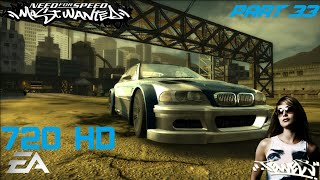 Need for Speed Most Wanted 2005 (PC) - Part 33 [Blacklist #8]