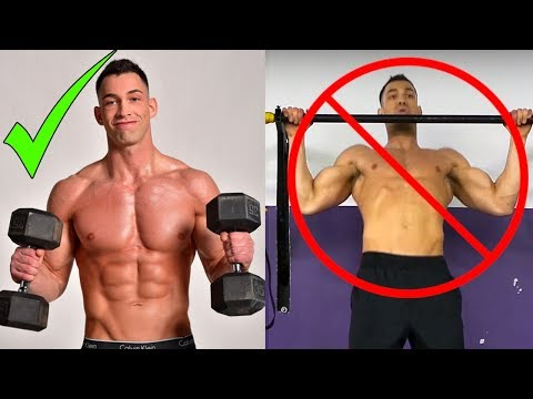 Calisthenics Can't Build Big Muscles (PROVEN) - Can You Gain Muscle with Body Weight Training