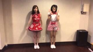 2016 5/3発売CDより 「罵ってよガンガン」 振付動画 一緒に盛り上がってください.