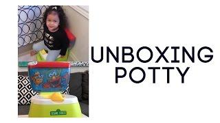 Unboxing Potty