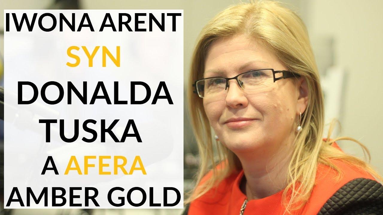 Czy syn Donalda Tuska miał być parasolem ochronnym w aferze Amber Gold? – Arent, posłanka PiS