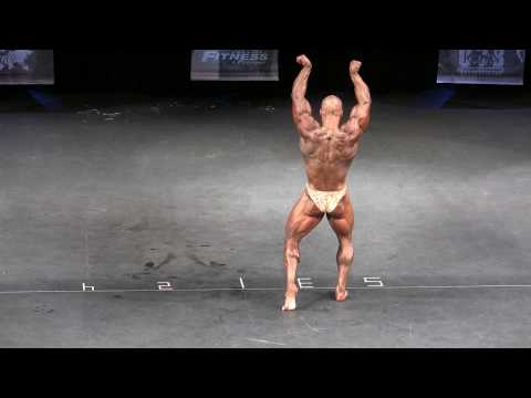 Doug Miller (Core Nutritionals) IFPA Yorton Cup 2009 Champion Routine