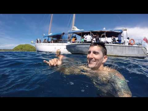 Fiji 2017 Naviti Resort, Cast Away, Savala,