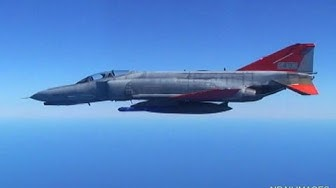 QF-4 Phantom Target Drones at Tyndall from 2015