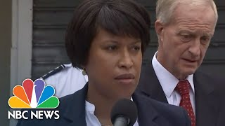 Authorities Announce Arrest Made In D.C. Jogger Stabbing Death | NBC News