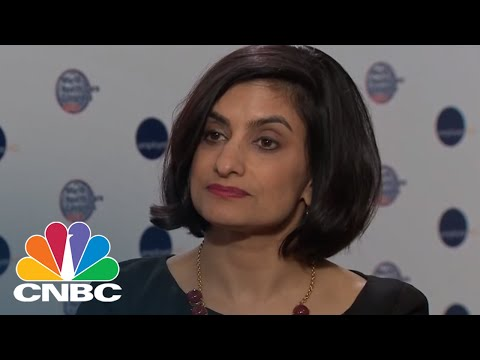CMS's Seema Verma: It's Time Health Care Caught Up To Other Industries | CNBC