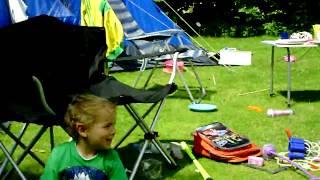 Camping Lauwersoog Vliegeren
