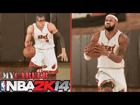 PS4 NBA 2K14 MyCAREER!: NBA 2K15 MyCAREER Free Agency, Pre-Draft and Off-Season