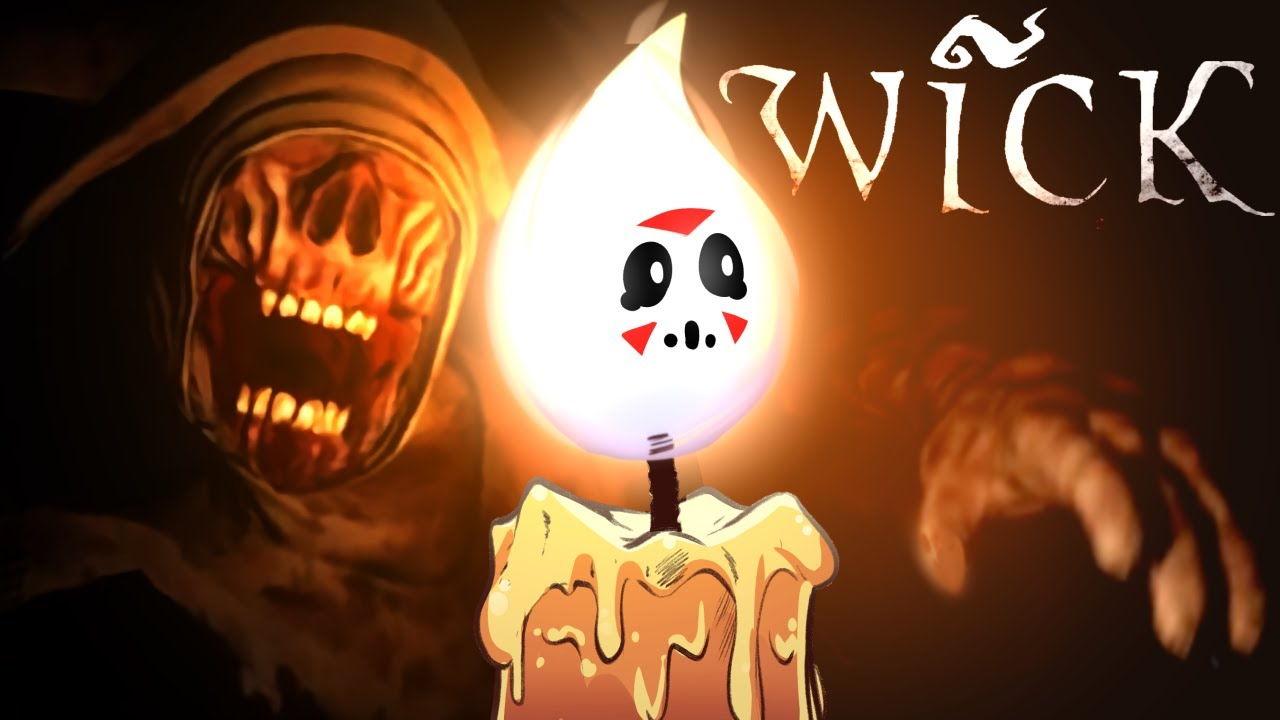Download THIS GAME IS LIKE LITTLE NIGHTMARES!!! 🕯🕯🕯 WICK