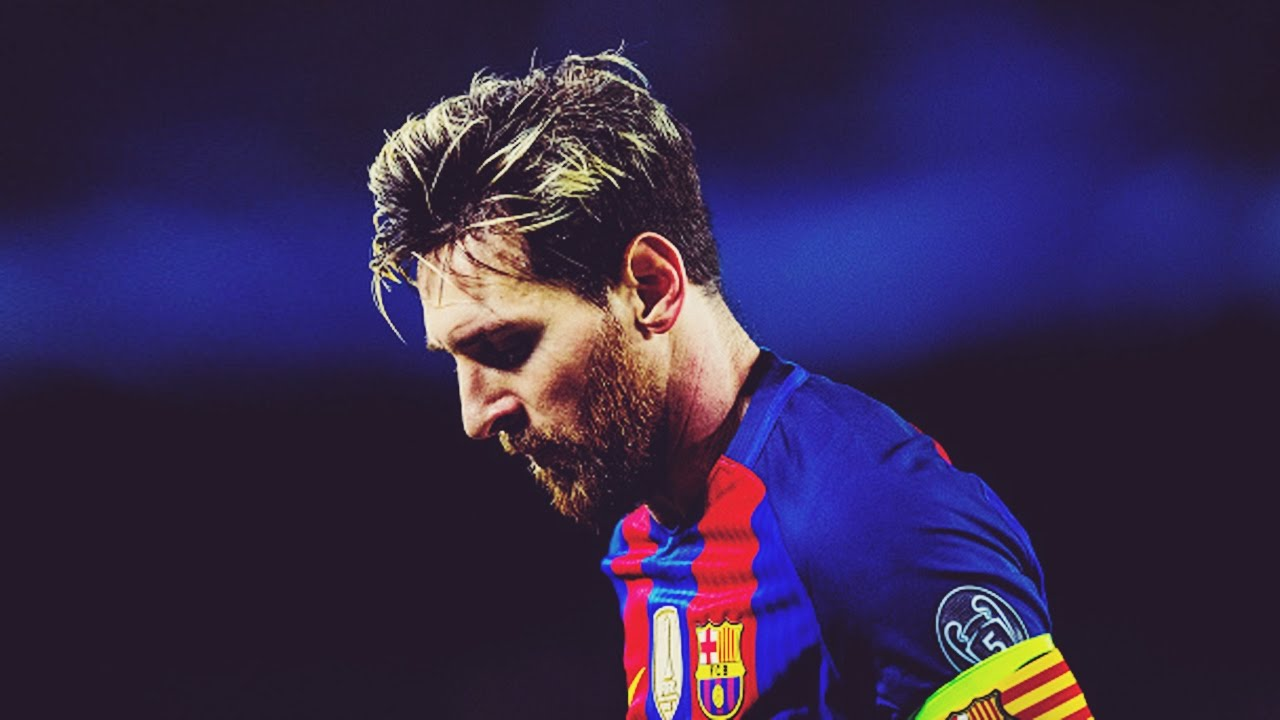 Lionel Messi Don T Look Down Skills Goals 2016 2017 Hd Youtube
