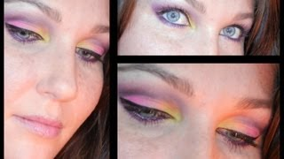 Matte Neon Eyes For Summer Thumbnail