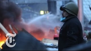 Ukraine Protest 2014 | Kiev: Triage in Crisis | The New York Times