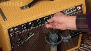 Fender '65 Deluxe Reverb & '65 Princeton Reverb