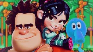 Мультик дисней Ральф | Смотреть онлайн новый трейлер 3д мультфильма | Wreck-it Ralph trailer