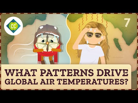 How Does Air Temperature Shape a Place? Crash Course Geography #7