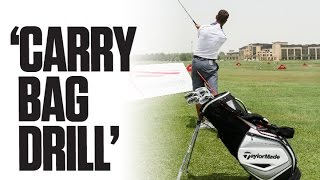 Strike the Ball Straighter with simple