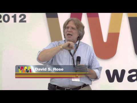 Wayra Global demoDay 2012 - David S. Rose