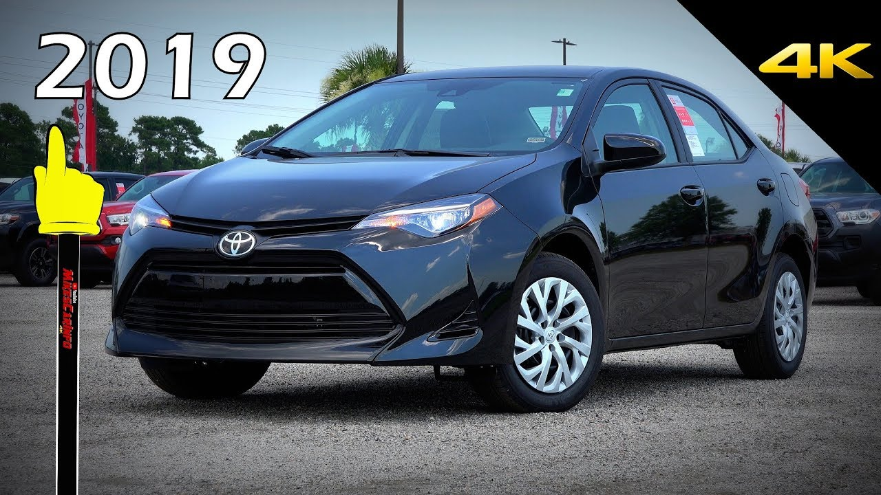 2019 Toyota Corolla Le Ultimate In Depth Look In 4k Youtube