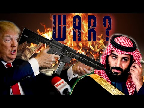 Psychic News - War with Saudia Arabia?