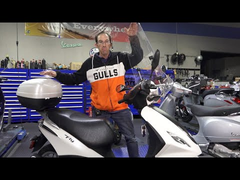 2nd Gen (2013-2019) Piaggio Fly 150 Review