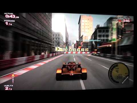 Project Gotham Racing 4 HD | Online Race | NYC | 02.05.2011 | #001