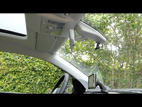 Dashcam install and test, Koonlong K1S front & rear HD 1080p