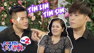 MY KID IS SINFUL | Ep 2 FULL: Gin Tuan Kiet's mother reveals his childhood of wearing girl's oufits