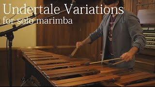 Undertale Variations - for solo marimba