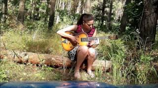 """Романс """"Однообразные мелькают"""" - (акустический кавер на гитаре Яна Сабада)"""