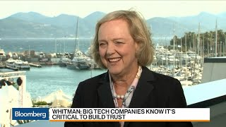 Whitman Says China Tensions Not Impacting Quibi, Trade War in No One's Interest