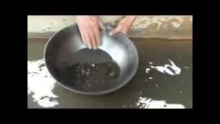 Gold Panning made easy.  40 +  years experience