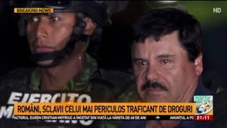Români, scalvii celui mai periculos traficant de droguri