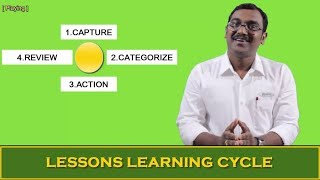Lessons Learning Cycle