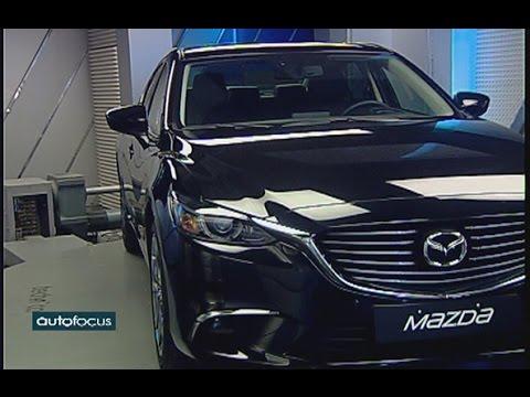 Auto Focus 2017 Mazda 6 Black 09 07 2016