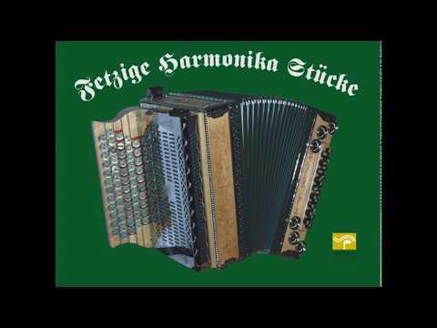 Gruss an Maximilian - Neuneralm Musi - 20 fetzige Harmonika Stücke - Folge 2