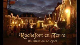 ROCHEFORT EN TERRE - Illuminations de Noël