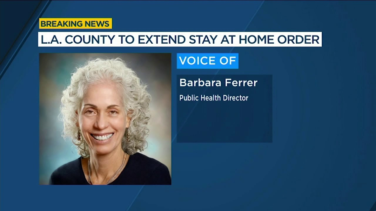 LA County coronavirus update: Stay-at-home order will likely remain ...