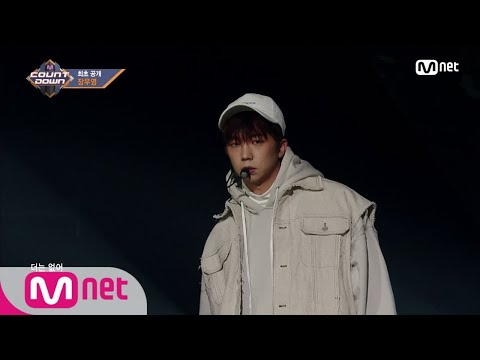 [JANG WOO YOUNG (Of 2PM) - Don't act] Comeback Stage | M COUNTDOWN 180118 EP.554