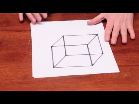 how to make optical illusions for kids using a ruler arts crafts youtube. Black Bedroom Furniture Sets. Home Design Ideas