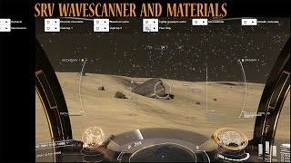 Elite: Dangerous  Useful 3rd party tools  SRV wave scanner and where to  look for materials by Kornelius Briedis