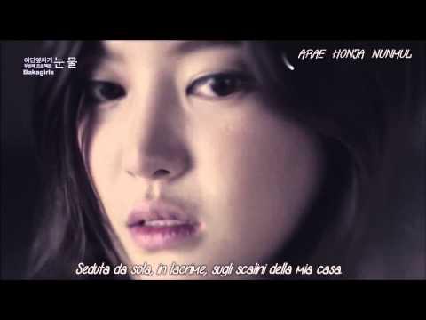 [BGF] LeeSsang - Tears (Feat Eugene) (Karaoke Ita)