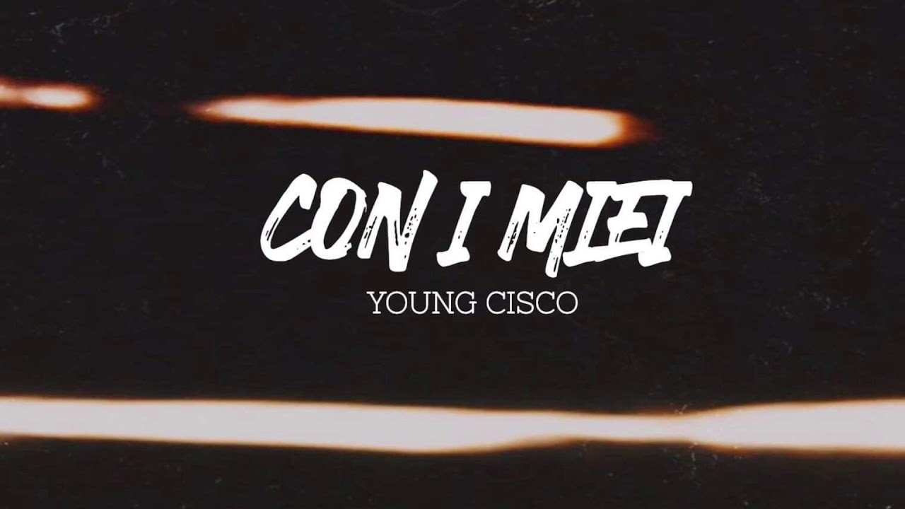 young-cisco-con-i-miei-freestyle