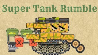 Game Tank - Monster Tank Battle | Super Tank Rumble