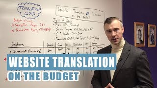 WEBSITE TRANSLATION AND LOCALIZATION ON THE BUDGET(, 2018-01-30T17:16:03.000Z)