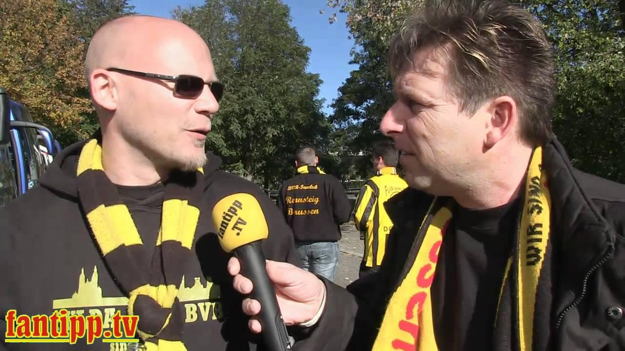 Borussia Dortmund - 1. FC Köln 5:0 - Fantipp.tv vom Busparkplatz
