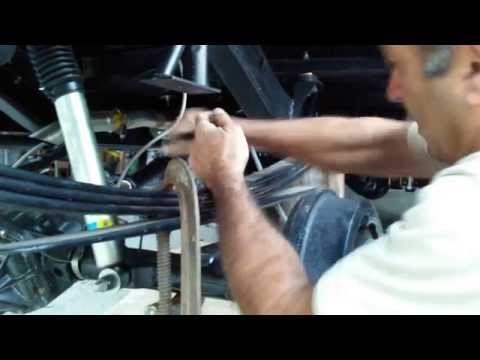 How to Add a Leaf on car WITHOUT removing spring