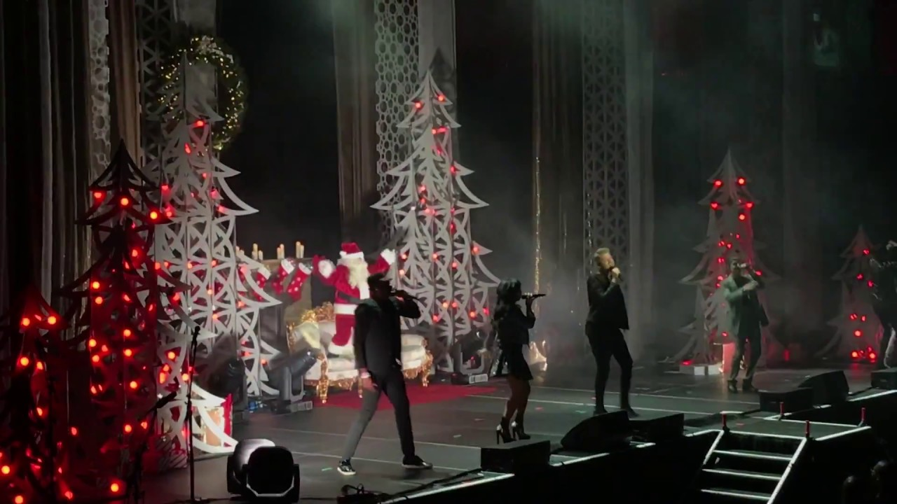 A Pentatonix Christmas Tour December