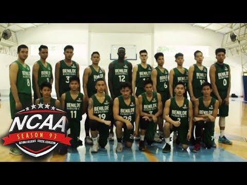 College of Saint Benilde | Blazers | NCAA Season 93 Team Profile